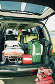 Ambulance Repatriation Services Highland Hospital Transfers Scotland